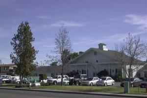 Eucharist at Escondido Care Center